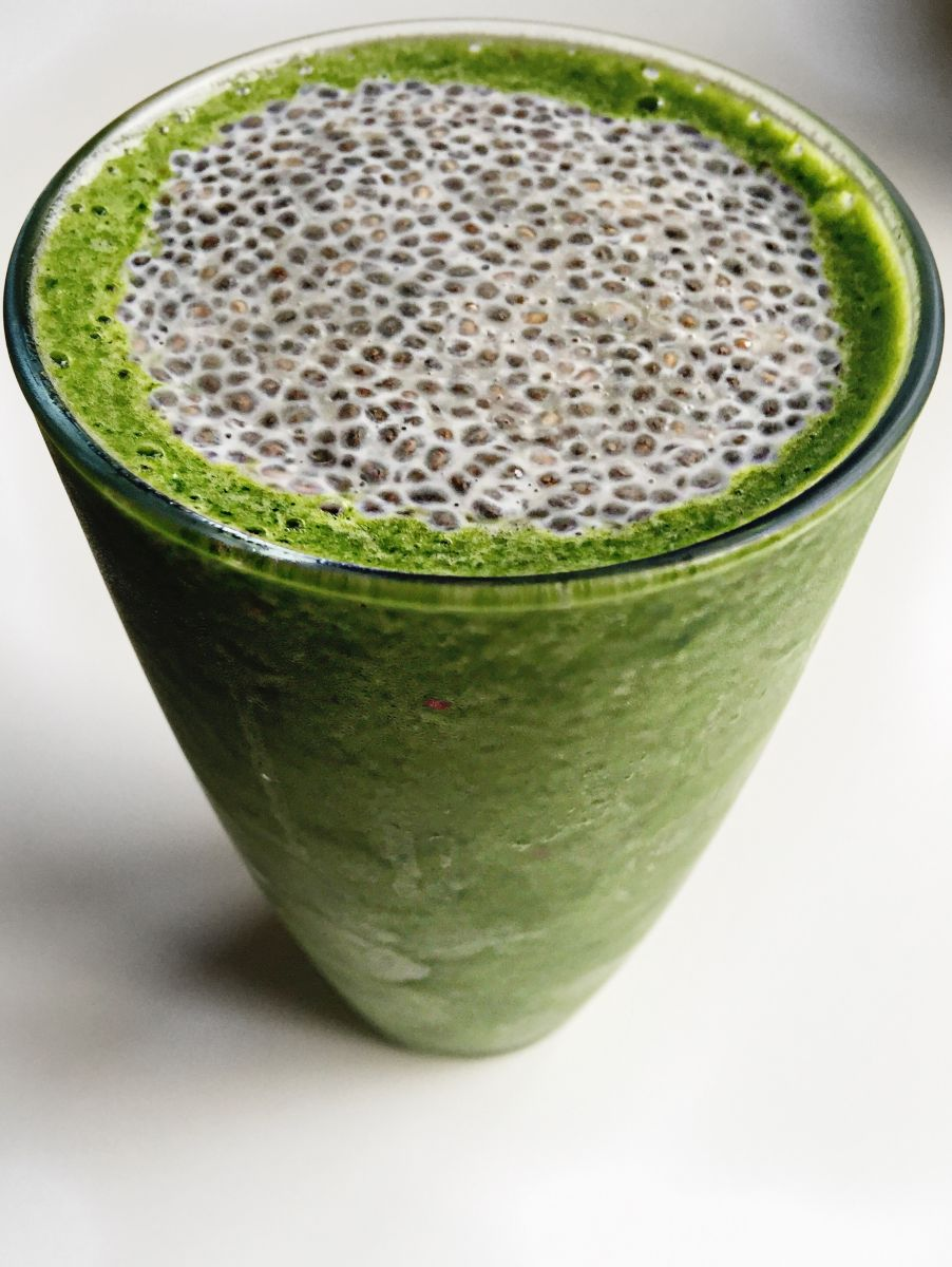 chia green drink